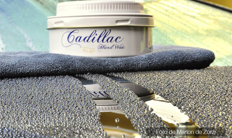 Cera de Carnaúba Cadillac (300gr)