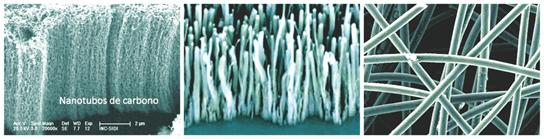 Nano Tubos de Carbono Alcance Supera