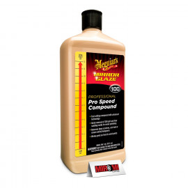 Meguiars Mirror Glaze Composto Pro Speed Compound, M10032 (946ml)